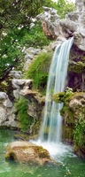 Banner Waterval
