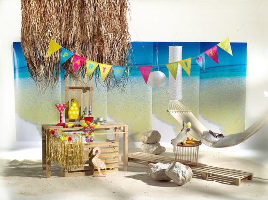Zomer 120 thema deco idee n etalage decoratie for Decoratie zomer