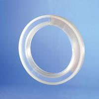 Nylon, transparent, in arm ring reels
