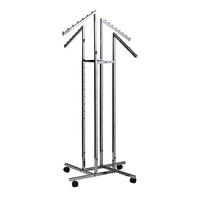 Four-armed clothes stand