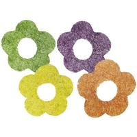 Sisal flower set