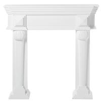 Chimney console
