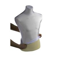 Replacement cover for male tailor bust