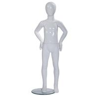 "Child mannequin ""White Glossy"""