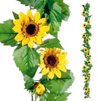 Sunflower garland