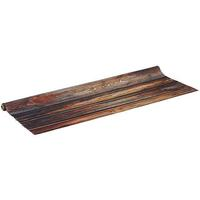 "Decorative fabric ""Wooden boards"""