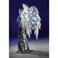 Angel wings with LED