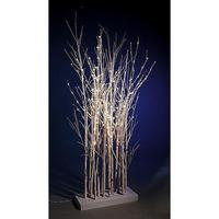 Birch branches with LED