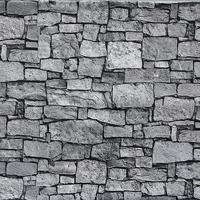 "Decorative fabric ""Stone wall"""