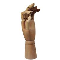 Female wooden hand