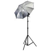 Studio lamp with umbrella