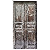 "Banner ""Antique door"""