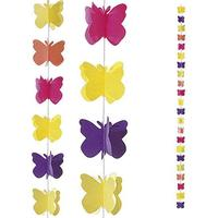 "Decorative string ""Butterflies"""