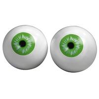 Decorative pair of eyes
