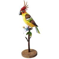 Tin bird with base stand