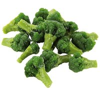 Broccoli blanched