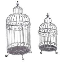 Birdcage set Antique