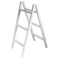 Ladder foldable