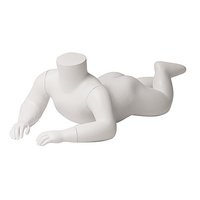 "Baby mannequin ""Classic White Headless"""