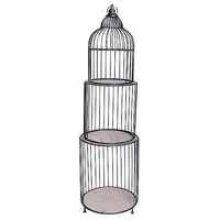 Birdcage shelf