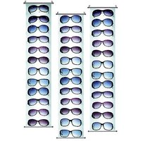 "Banner set ""Optician-Glasses"""