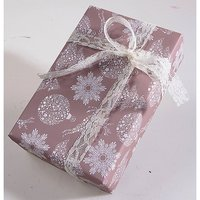 "Gift paper ""Christmas ornaments"""