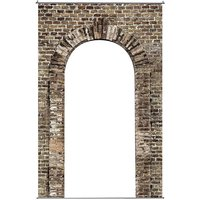 "Banner ""Stone archway"""