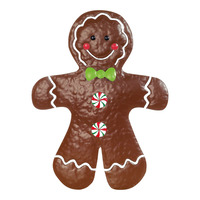 Gingerbread mannetjes