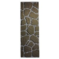 Stone wall decor