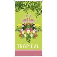 "Banner ""Tropical"""