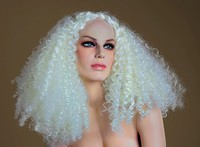 "Women's wig ""Curly"""