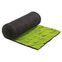 Artificial moss carpet