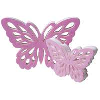 Cotton Fleece Butterfly Set