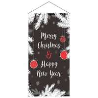 Banner Christmas/New Year 100x200cm   /Z