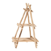 Wooden rack Foldable