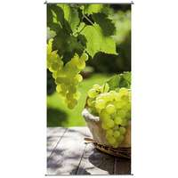 Banner White grapes 100x200cm