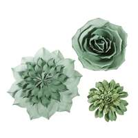 Decorative Succulent foam blossoms