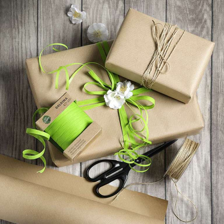 Package gift wrapping compleet II