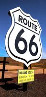 Banner Route 66