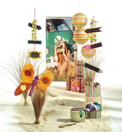 Zomer 115 thema seizoenen etalage decoratie for Decoratie zomer